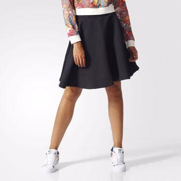 Picture of Short Strippen Skirt