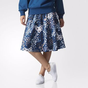 Picture of Trefoil Sweat Skirt