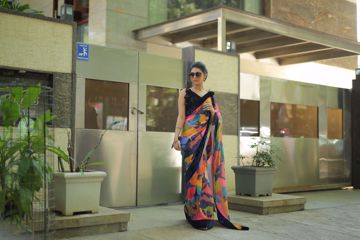 Picture of SEQUENCE saree